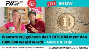 Beleggen in Bitcoin - Nicole en Stijn