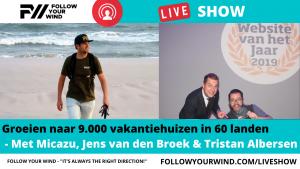 Micazu - Jens van den Broek - Tristan Albersen - LIVESHOW
