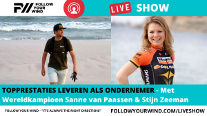 Sanne van Paassen - Follow Your Wind - LIVESHOW