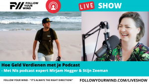 Mirjam Hegger - FOLLOW YOUR WIND - LIVE SHOW