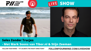 Mark Soons - FOLLOW YOUR WIND - LIVE SHOW