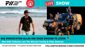The Bitcoin Family - FOLLOW YOUR WIND - LIVE SHOW