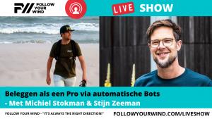 Michiel Stokman - FOLLOW YOUR WIND - LIVE SHOW