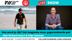 Richard Kaart - FOLLOW YOUR WIND - LIVESHOW