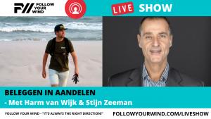 Harm van Wijk - FOLLOW YOUR WIND - LIVESHOW 1