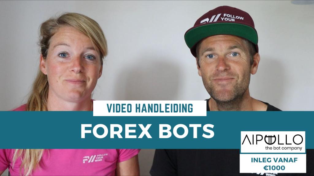Forex bots handleiding