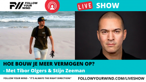 Tibor Olgers - FOLLOW YOUR WIND - LIVESHOW