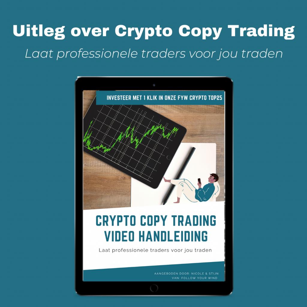 Handleiding Crypto Copy Trading