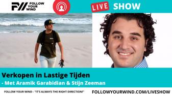 Aramik Garabidian - FOLLOW YOUR WIND - LIVE SHOW