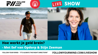 Eef van Opdorp in FOLLOW YOUR WIND - LIVESHOW