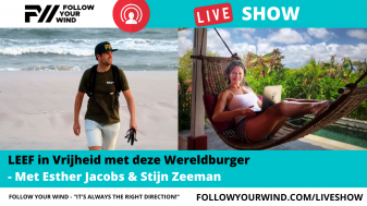 Esther Jacobs in FOLLOW YOUR WIND - LIVESHOW