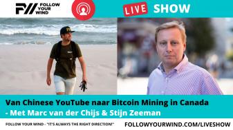 Marc van der Chijs - FOLLOW YOUR WIND - LIVESHOW