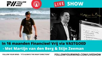 Martijn van den Berg - FOLLOW YOUR WIND LIVE SHOW