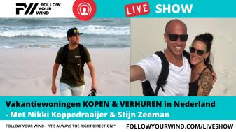 Nikki Koppedraaijer - FOLLOW YOUR WIND - LIVE SHOW
