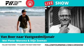 Pieter Monsma - FOLLOW YOUR WIND - LIVE SHOW