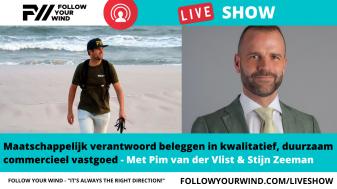 Pim van der Vlist in FOLLOW YOUR WIND - LIVE SHOW
