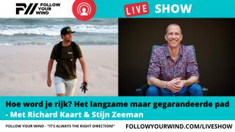 Richard Kaart - FOLLOW YOUR WIND - LIVESHOW