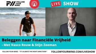 Vasco Rouw - Beleggen naar Financiële Vrijheid