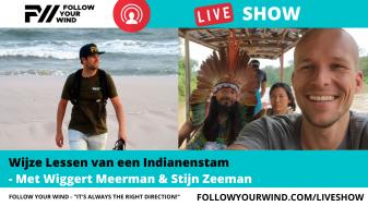 Wiggert Meerman - FOLLOW YOUR WIND - LIVE SHOW